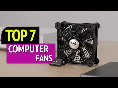 TOP 7: Best 7 Computer Fans 2018