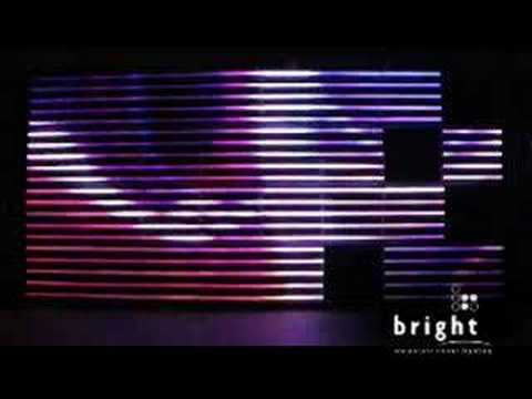 Bright Corporate event lighting Versatube
