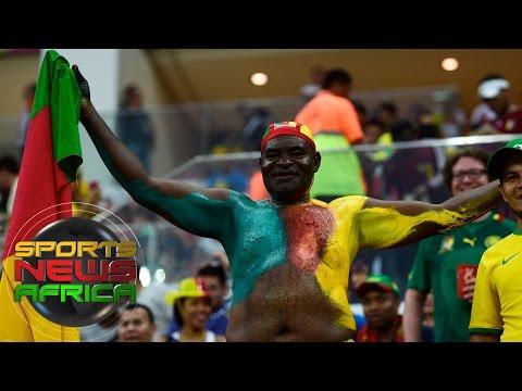 Sports News Africa: IAAF, EURO2016, Matthew Booth, Bafana-Bafana and AFCON2015.