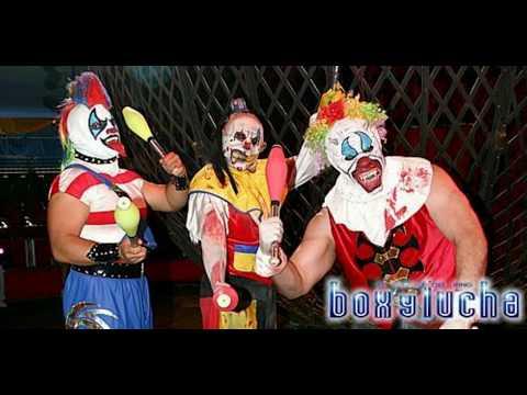 AAA y CMLL v s WWE vol 1