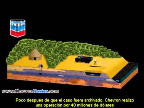 La verdad sobre Chevron en la Amazonía ecuatoriana