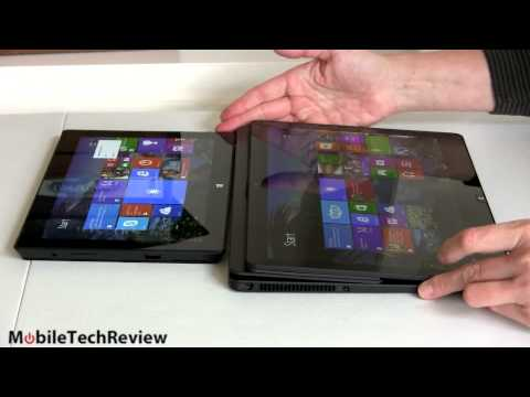 Sony VAIO Flip 13 vs Microsoft Surface Pro 2 Comparison Smackdown