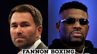 JARELL MILLER FAILED TESTS USED BY HEARN TO SMEAR AMERICAN BOXING | PEDS ARE A PROBLEM EVERYWHERE