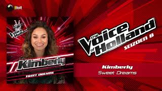 Kimberly - Sweet Dreams (The voice of Holland 2017/2018 The Liveshows audio)