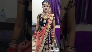 GP Naina makeover's bridal makeup