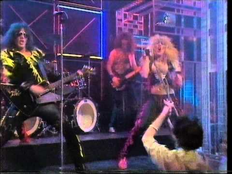 Twisted Sister - I Am (I'm Me). Top of the pops 1983