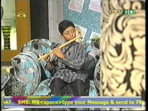 Kashan Performance On Ptv video