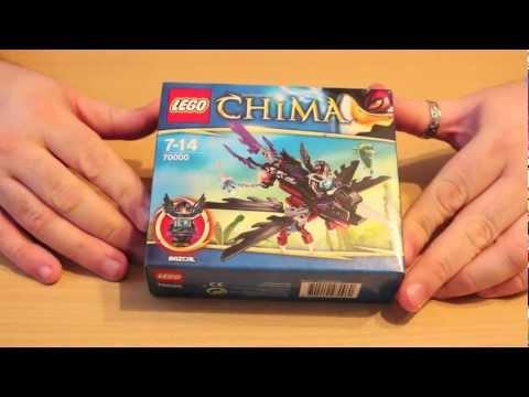 LEGO Legends of Chima Review Set No.70000