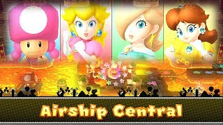 Mario Party 10 Chaos Castle ◆Toadette vs Peach vs Rosalina vs Daisy #3