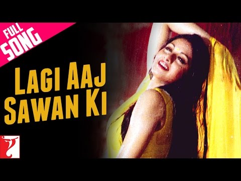 Lagi Aaj Saawan Ki - Song - Chandni video