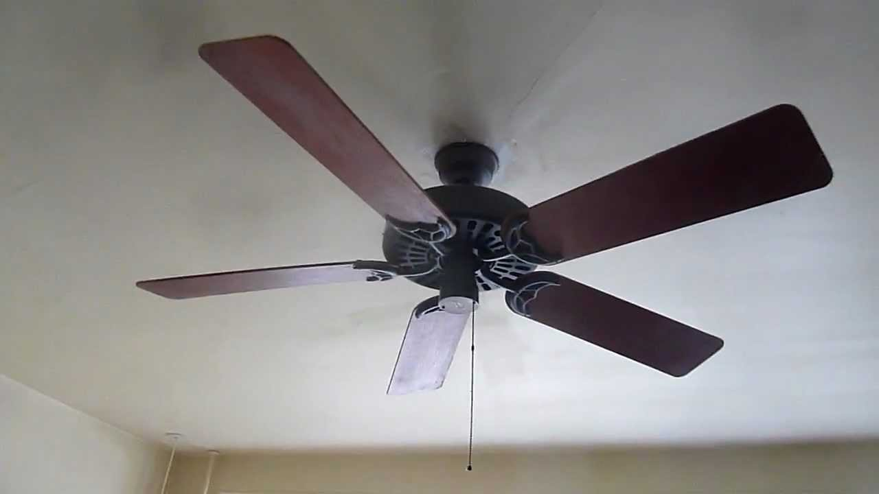 52 Quot Hunter Original Ceiling Fan Youtube