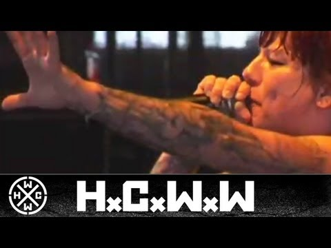 WALLS OF JERICHO - A TRIGGER FULL OF PROMISES - WFF 2007 (OFFICIAL HD VERSION)