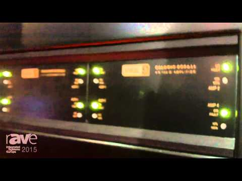 ISE 2015: Baldwin Boxall Exhibits VIGIL 3 Voice Evacuation System