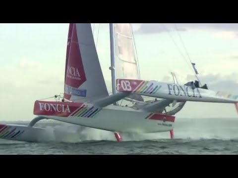 REGATTA Magazine - N°76: Mod70, Mini Transat 6.50, Volvo Ocean Race, TP52, World Match Racing Tour
