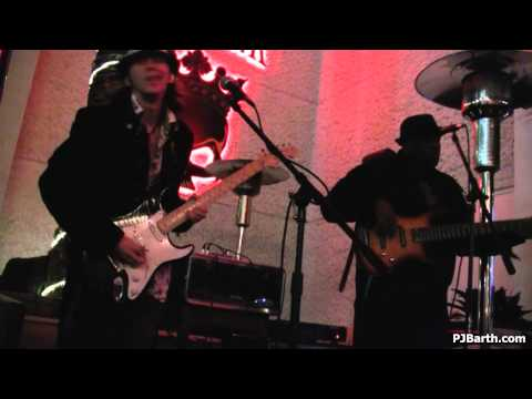 Feels Like Rain - PJ Barth Band live at Mario Barth's King Ink, The Mirage, Las Vegas