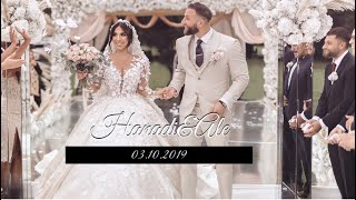 Our Dream Wedding♡ HANADI&ALE