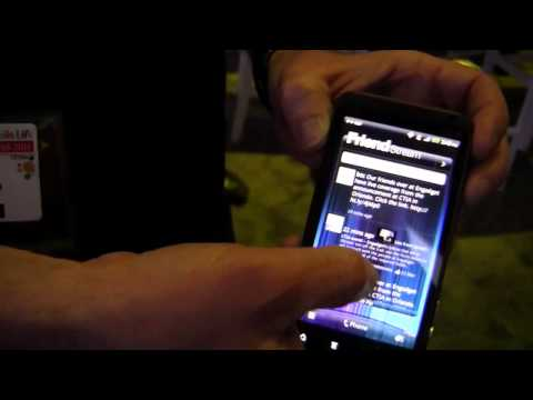HTC EVO 3D Hands-On