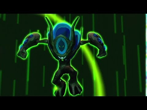 BEN 10 Ultimate Alien Cosmic Destruction Part 10 - Ultimate Swampfire Transforma