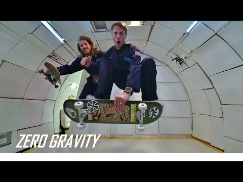 Zero Gravity with Tony Hawk and Aaron Jaws Homoki