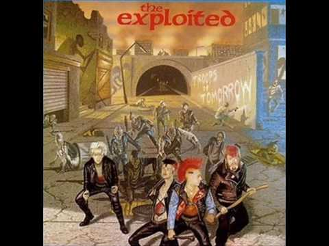 Exploited - Troops Of Tomorrow