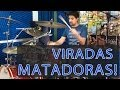 Download VIRADAS MATADORAS NA BATERIA! - GUIMADRUM MP3 song and Music Video