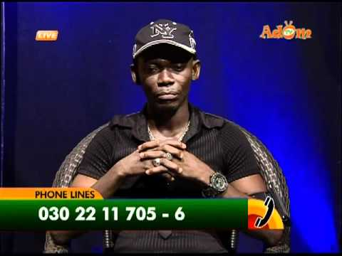 Agya Koo Exclusive Interview on Adom TV - Agya Koo Exclusive Interview on Adom TV