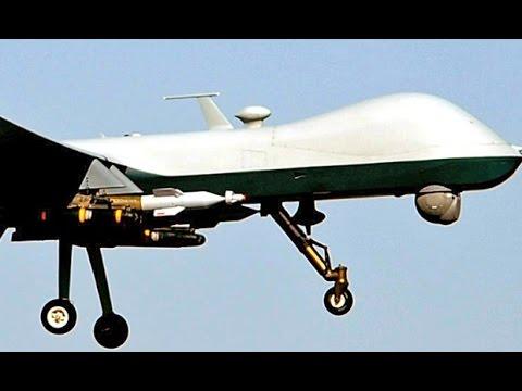 US Drone Strike Kills 4 Suspected Militants in Northwest Pakistan Officials