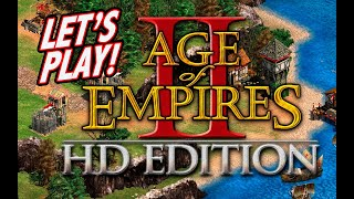 Let's Play AGE OF EMPIRES 2!!!