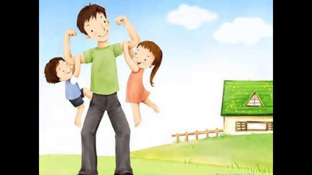 Сценарий на день отца дома для папы