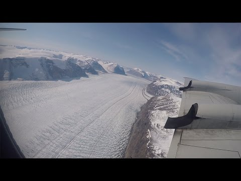 NOAA Team Helps NASA's Operation IceBridge Tackle Arctic Spring