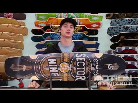 Overview - Sector 9 Cloud 9 - Motionboardshop.com