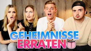 Intime Geheimnisse erraten! 👅| BOYS vs. GIRLS