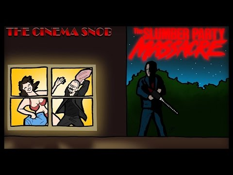 The Cinema Snob: THE SLUMBER PARTY MASSACRE