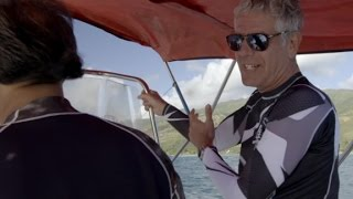 Get a lesson in octopus hunting (Anthony Bourdain Parts Unknown: Hawaii)