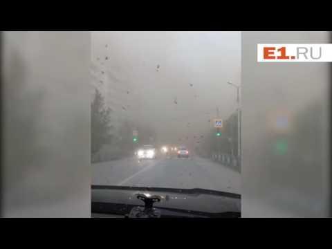 Ураган в Арамиле
