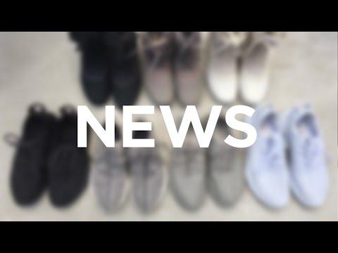 NEWS: Moonrock Yeezy Boost 350, Pusha T x Adidas, Palace x Adidas