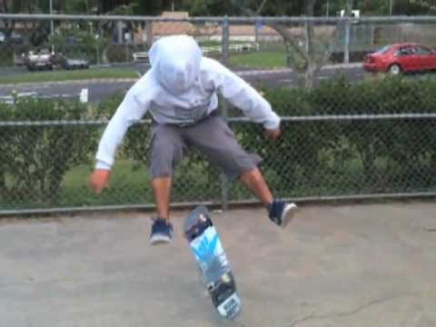 SVU iPhone Skate Montage