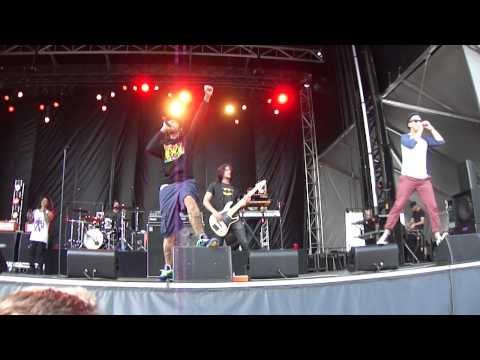 Gym Class Heroes - The Fighter (Feat. Ryan Tedder) Live
