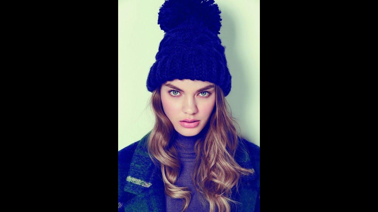 Модная шапка своими руками фото