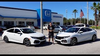 Which 2019 Honda Civic Si is the RIGHT choice for YOU?