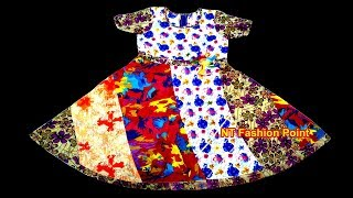 Hot Baby Fashion! New Style Special and Creative Design Baby Dresses | Baby Lawn Frock