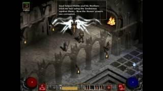 Diablo 2 Act 4 - Izual - The Fallen Angel