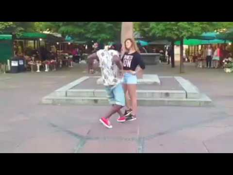 South African city dance