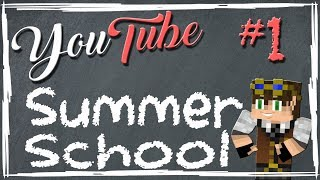 YouTube Summer School Lesson 1 - Video Titles & Shout Out +