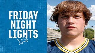 Matthew Stafford Reacts to His HS Football Highlights | Friday Night Lights
