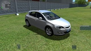 City Car Driving 1.4.1 Opel Astra (0-200)Son Hız(Top Speed)