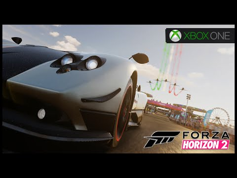 Forza Horizon 2 Xbox One #26 - Pagani Zonda (PT-BR)