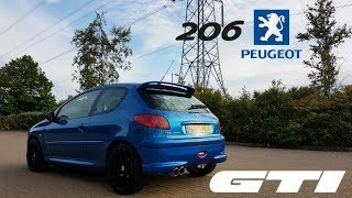 Look round my Peugeot 206 GTi 180 Rare