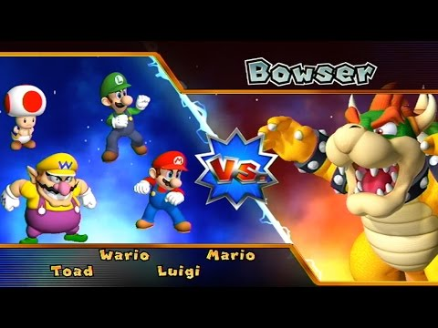 Mario Party 9 - Boss Rush (Master CPU Difficulty)