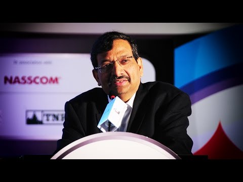 Mr. Arun Jain, Polaris Financial Technology Ltd - ICTACT Bridge 2014 - Chennai